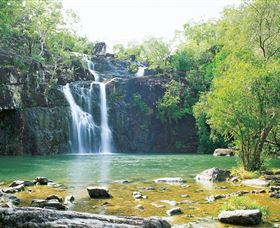 Cedar Creek Falls - New South Wales Tourism