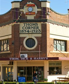 Thom Dick and Harrys - New South Wales Tourism