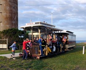 Portland Cable Trams - New South Wales Tourism