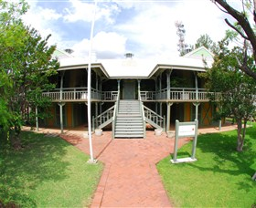 Moree Lands Office Historical Building - New South Wales Tourism