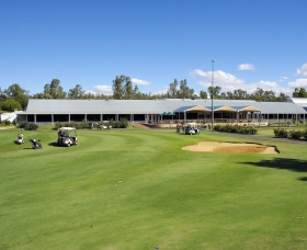 Yarrawonga Mulwala Golf Club Resort - New South Wales Tourism