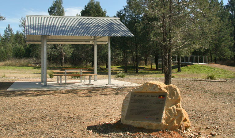 Terry Hie Hie picnic area - New South Wales Tourism