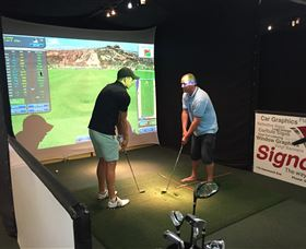 GolfTec - New South Wales Tourism