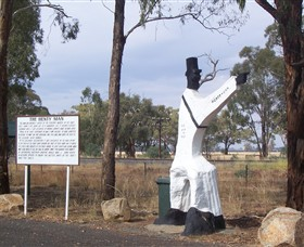 The Henty Man - New South Wales Tourism