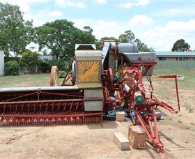 Ed's Old Farm Machinery Museum - New South Wales Tourism
