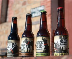 Black Dog Brewery - New South Wales Tourism