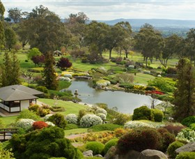 Cowra Japanese Garden and Cultural Centre - New South Wales Tourism