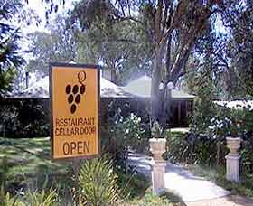 Quarry Restaurant And Cellars - New South Wales Tourism