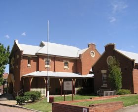 The Cowra Heritage Walk - New South Wales Tourism