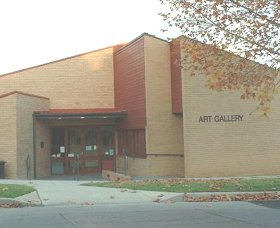 Cowra Regional Art Gallery - New South Wales Tourism