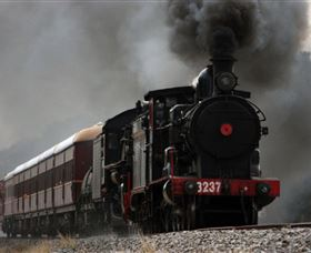 Lachlan Valley Railway - New South Wales Tourism