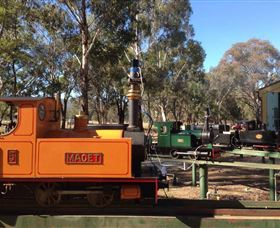 Mudgee Miniature Railway - New South Wales Tourism