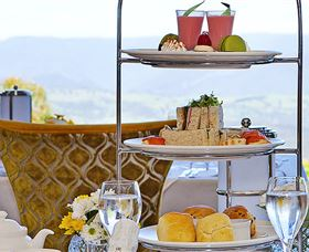 Hydro Majestic afternoon High Tea - New South Wales Tourism