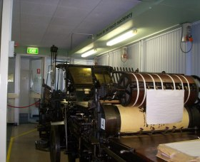 Queanbeyan Printing Museum - New South Wales Tourism