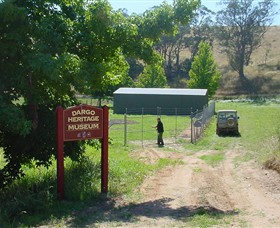 Dargo Heritage Museum - New South Wales Tourism