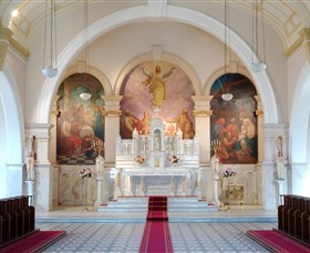 Sacred Spaces at the Sisters of Mercy Convent - New South Wales Tourism