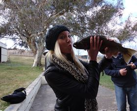 Eucumbene Trout Farm - New South Wales Tourism