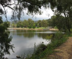 Lake Alexandra Reserve - New South Wales Tourism