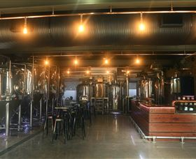 Pumpyard Bar and Brewery - New South Wales Tourism