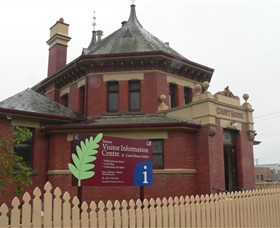Yarram Courthouse Gallery Inc - New South Wales Tourism