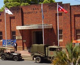 Frank Partridge VC Military Museum - New South Wales Tourism