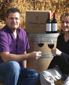 Barton Jones Wines - New South Wales Tourism