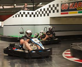 Slideways - Go Karting Gold Coast - New South Wales Tourism