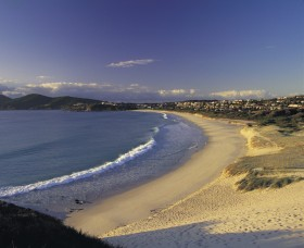 Forster Town Beach - New South Wales Tourism