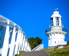 Smoky Cape Lighthouse Accommodation and Tours