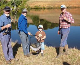 Natone Hills Fly Fishery - New South Wales Tourism