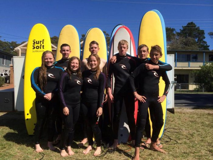 Broulee Surf School - New South Wales Tourism