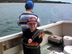 Tory M Fishing Charters - New South Wales Tourism
