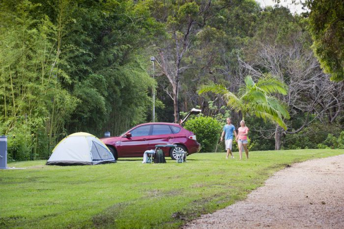 North Coast Holiday Parks Nambucca Headland - New South Wales Tourism