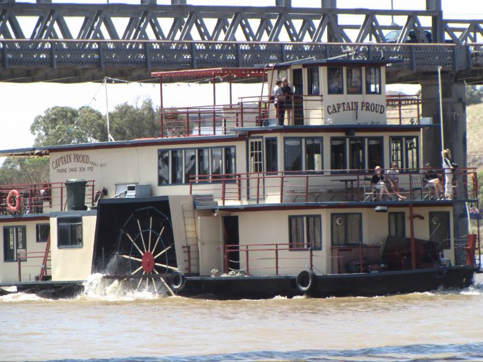 Captain Proud Paddleboat Cruises - New South Wales Tourism