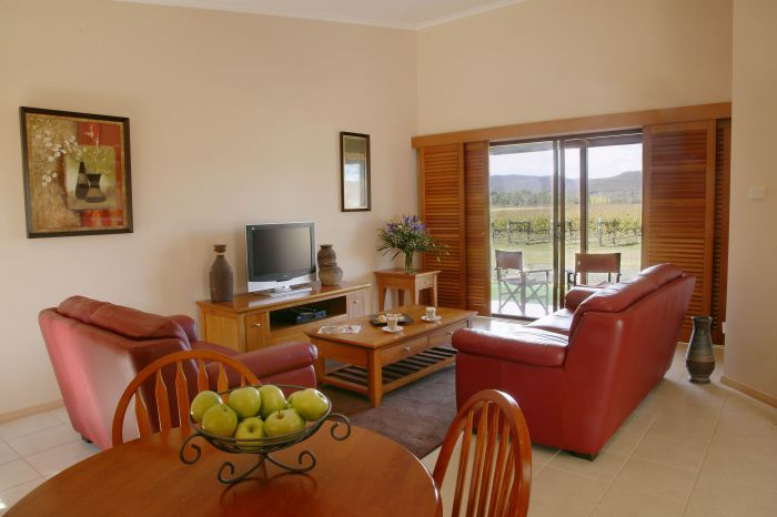 Nightingale Wines Luxury Villas - New South Wales Tourism