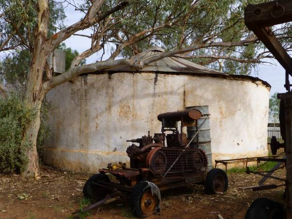 Hermannsburg Historical Precinct - New South Wales Tourism