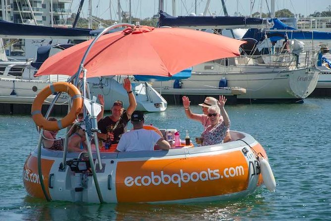 Self-Drive BBQ Boat Hire Mandurah - Group of 7 - 10 people - New South Wales Tourism