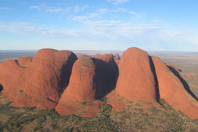 Kata Tjuta and Uluru Grand View Helicopter Flight - New South Wales Tourism
