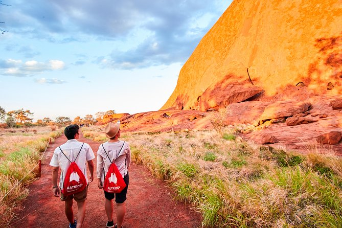 Uluru Sunrise and Guided Base Walk - New South Wales Tourism