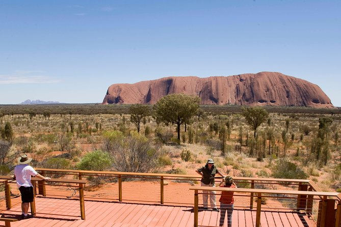 Uluru Small Group Tour including Sunset - New South Wales Tourism
