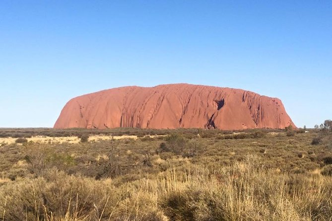 Highlights of Uluru Including Sunrise and Breakfast - New South Wales Tourism