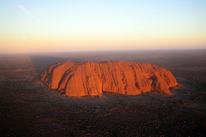 Fixed-Wing Scenic Flight from Uluru Ayers Rock - New South Wales Tourism