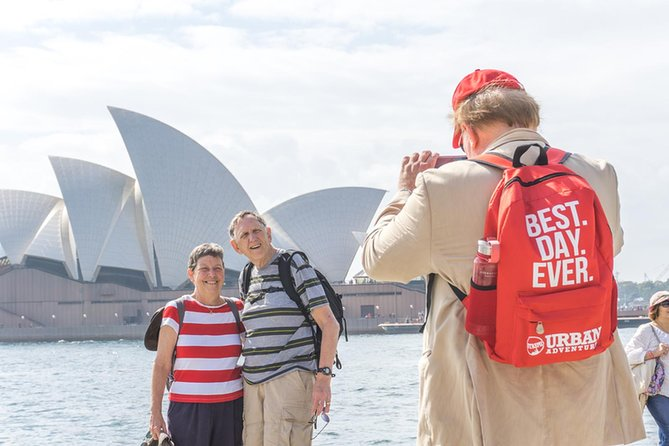 Sydney Guided Walking Tour - New South Wales Tourism