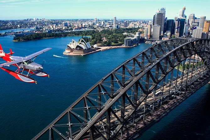 Sydney Scenic Flight by Seaplane - New South Wales Tourism
