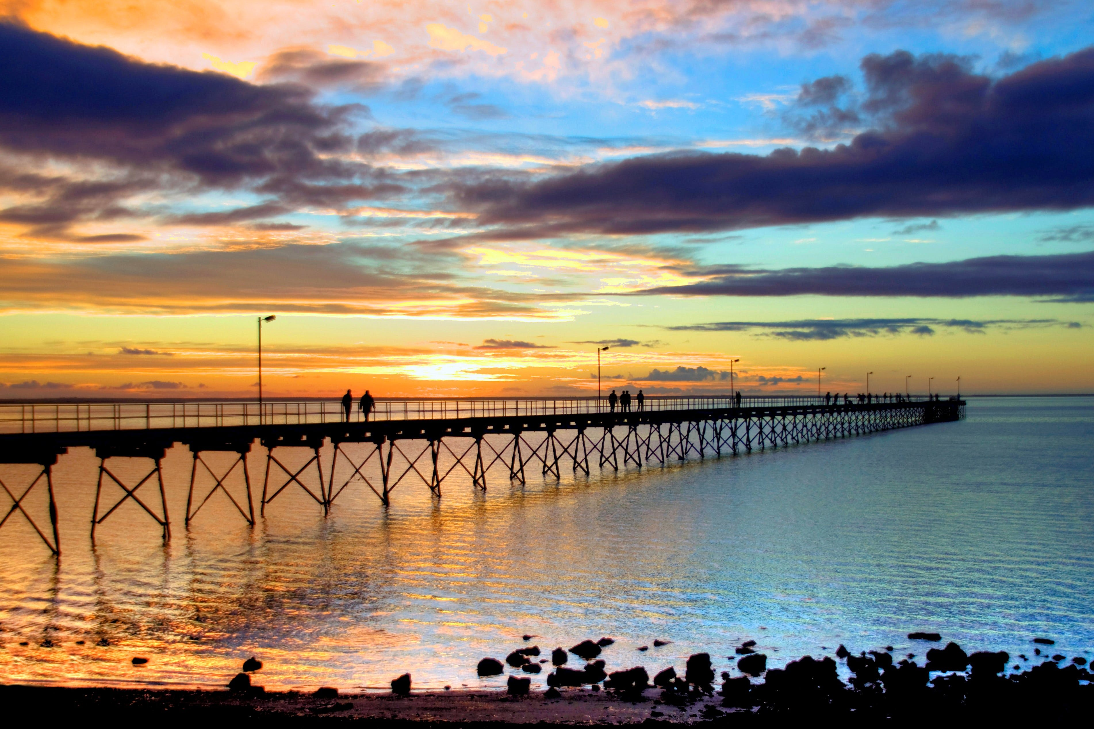 Ceduna Jetty - New South Wales Tourism