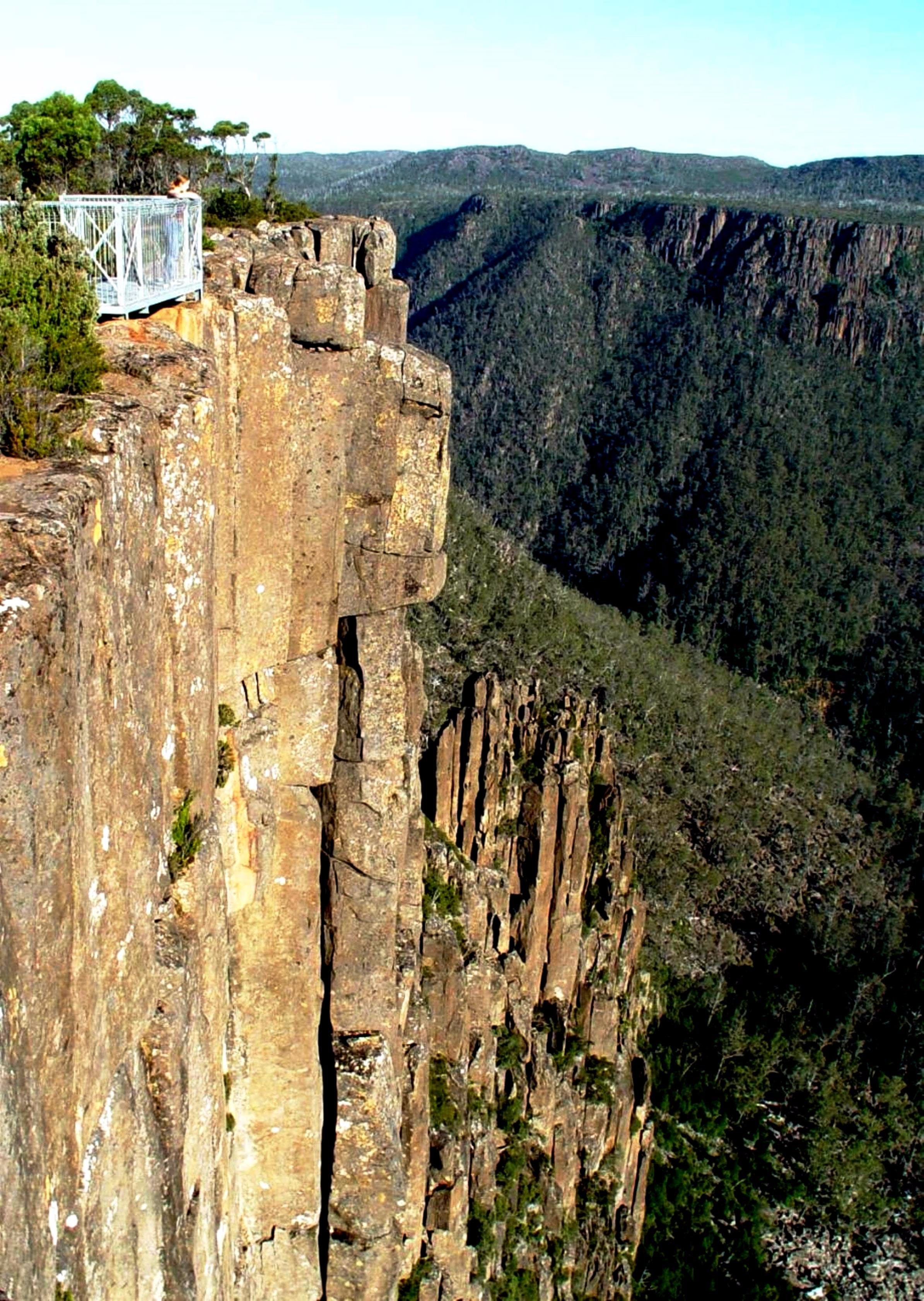 Devil's Gullet - New South Wales Tourism