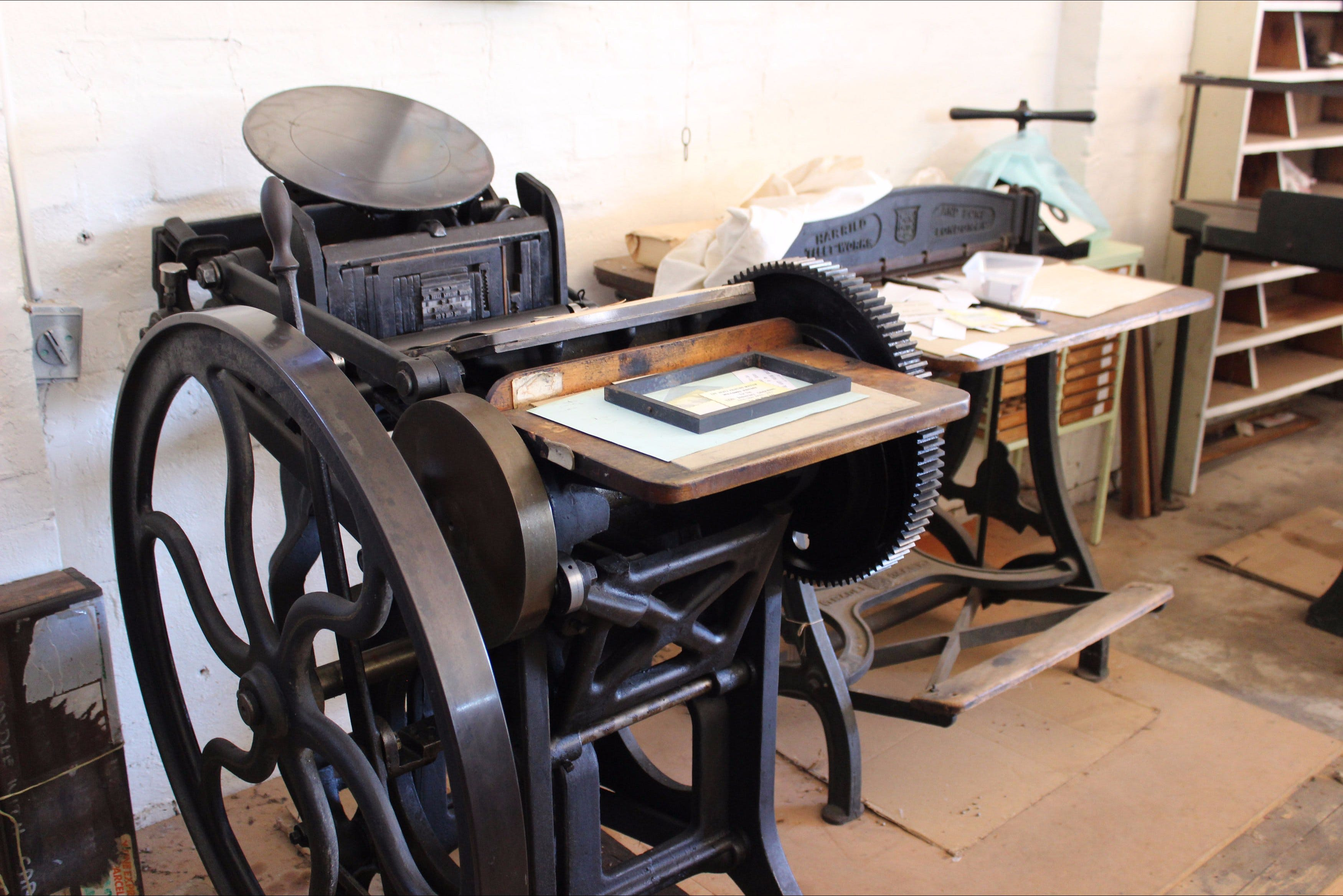 Henty Observer Printing Museum - New South Wales Tourism