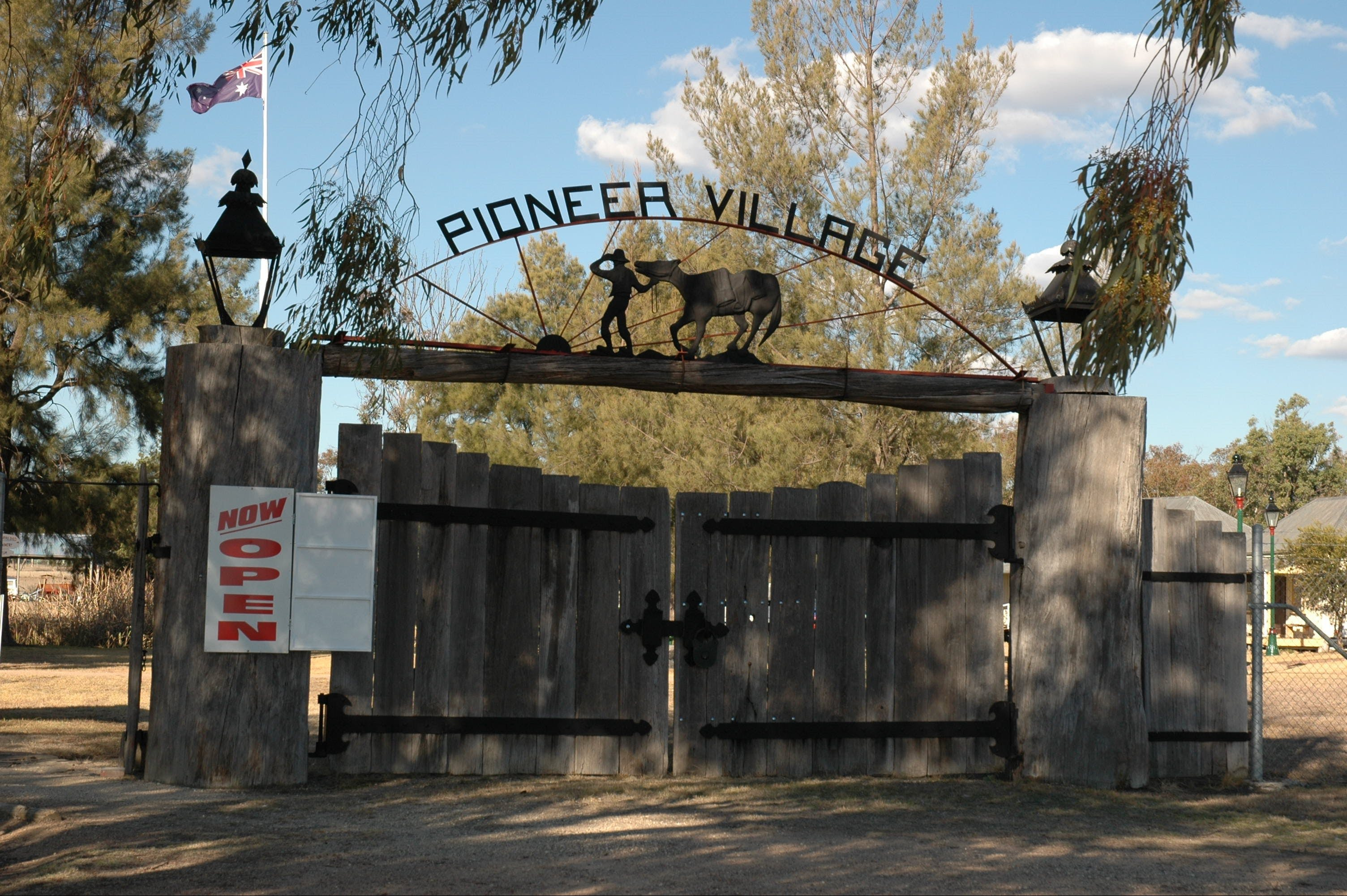 Inverell Pioneer Village - New South Wales Tourism