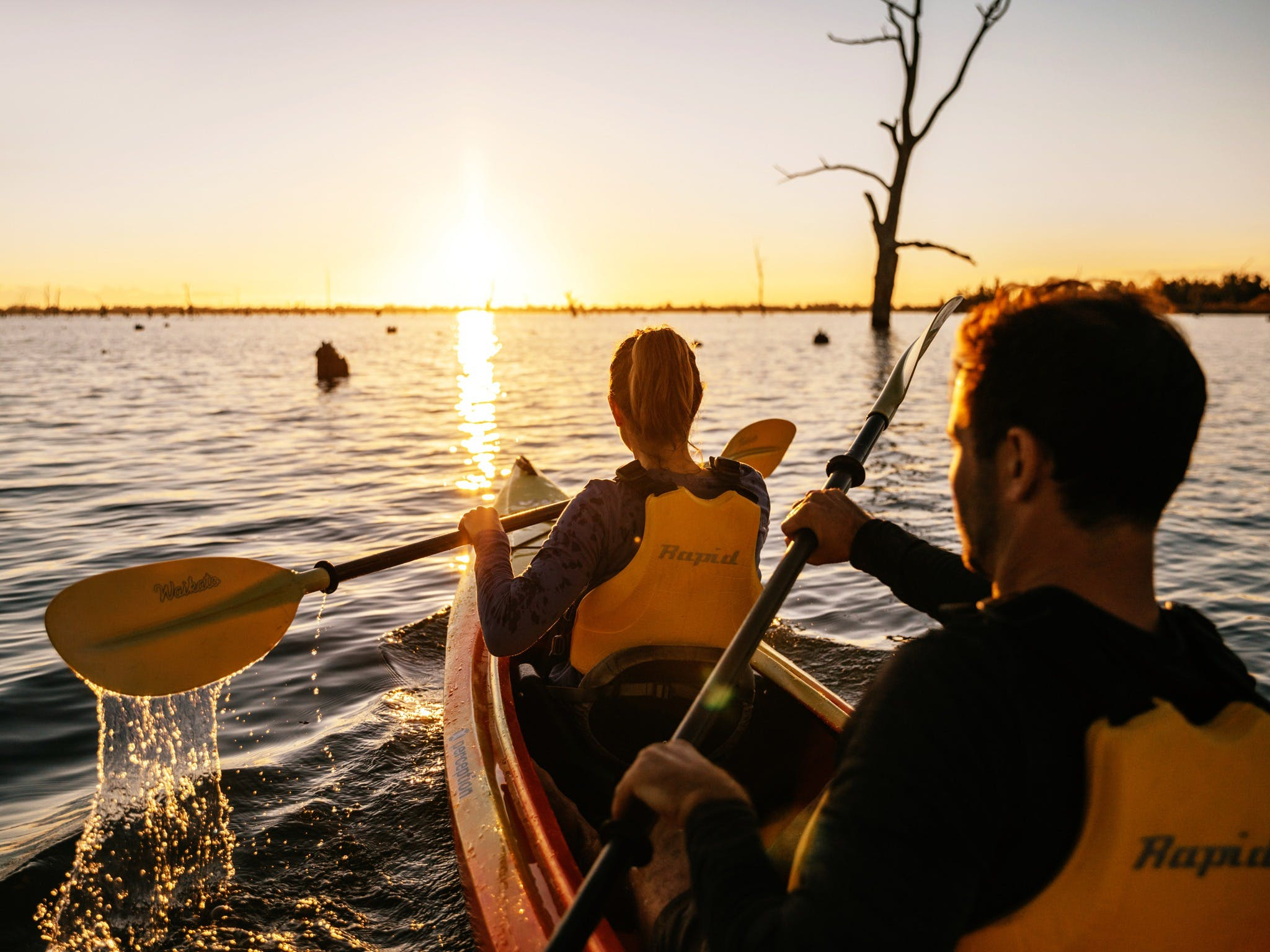 Lake Mulwala - New South Wales Tourism