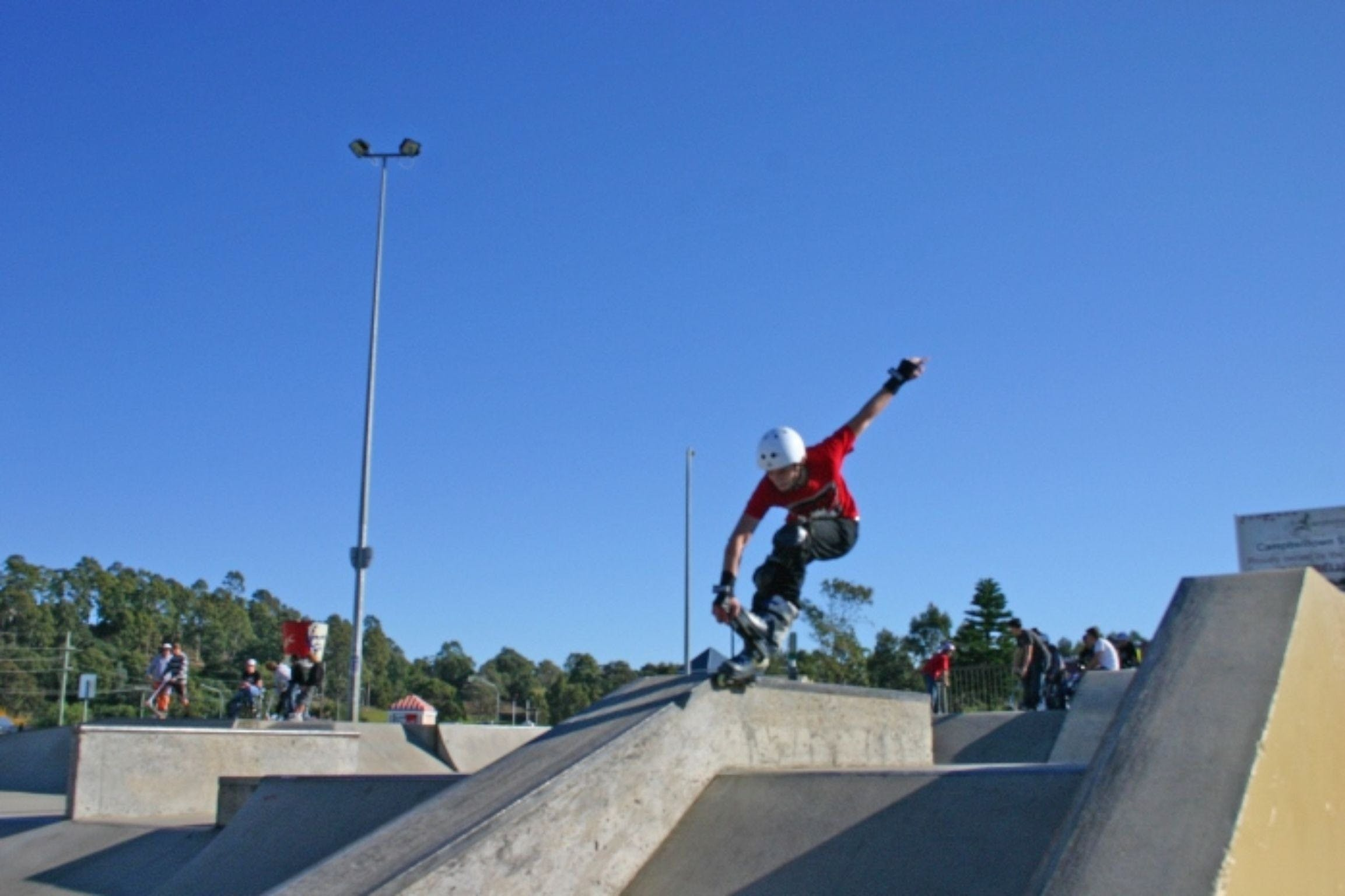 Macquarie Fields Skate Park - New South Wales Tourism